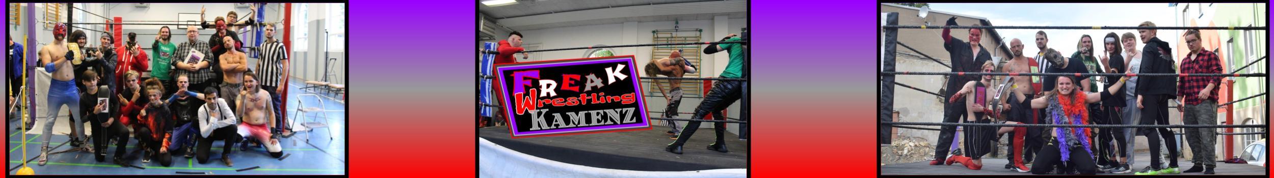 Freak Wrestling Kamenz - Shop