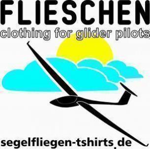 www.segelfliegen-tshirts.de Footmat for gliderpilots
