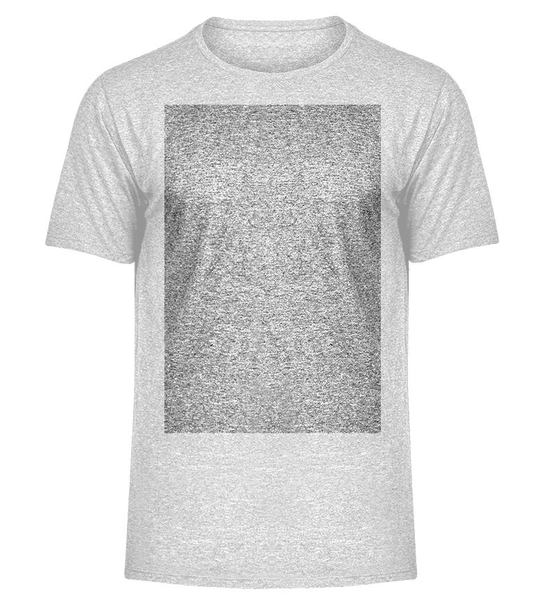 Herren Melange Shirt